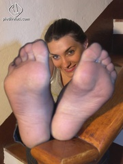 hot feet soles