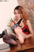 feet, foot, stockings, stunning