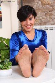nude foot
