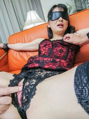 ayumi iwasa asian stockings