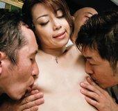 Maki Hojo asian japanese stockings sex