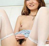 Sakamoto Hikari asian stockings sex