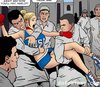 Pulic group sex bdsm comics. Snatcher 2: Cosprey by Geoff Merrick, Fernando.