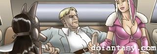 cum eating bdsm comics