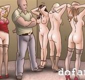 Sex slave auction bdsm art. Karma 2 by Erenisch.