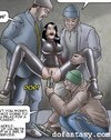 Rough slave humiliated bdsm art. Karma 2 by Erenisch.