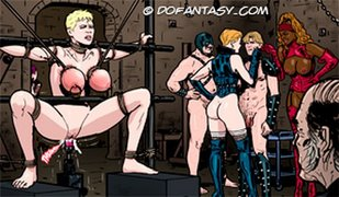 abused, bdsm art, naked, tied