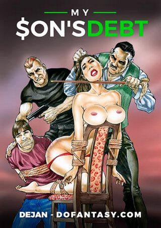 mafia bondage art comics
