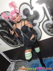 petite thai cosplay