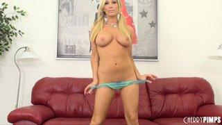 amazing blonde mature slut