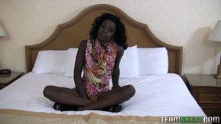 brunette amateur teen girlfriend