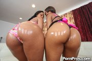 ebony with thick asses