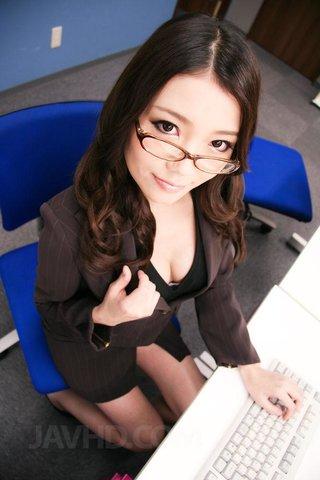 japanese secretary fuck