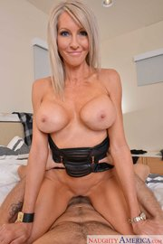 naughty mature milf pov