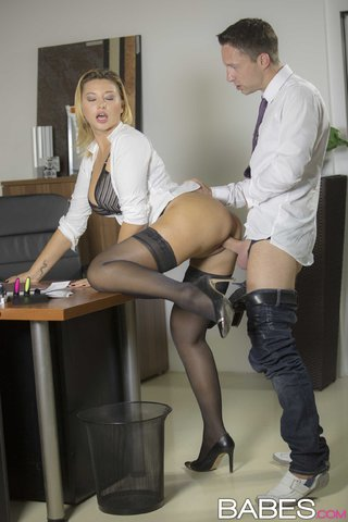 missionary office fuck