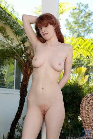 redhead perfect pussy