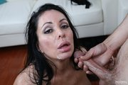 facial mature blowjob