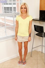 amateur blonde