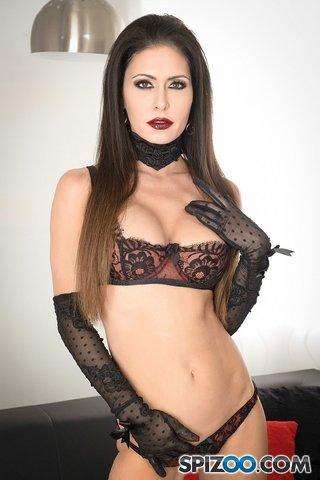 skinny mature striptease