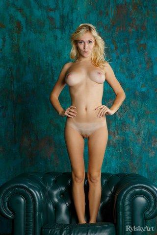 latvian nude models art