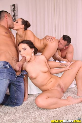 czech euro anal party