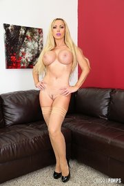 cherry canadian blonde