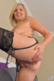 canadian mature blonde