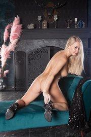 latvian girl striptease