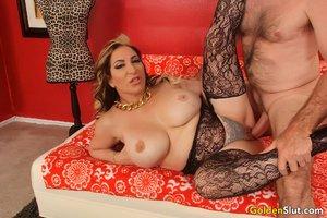 Horny mature mom big tits - XXX Dessert - Picture 14