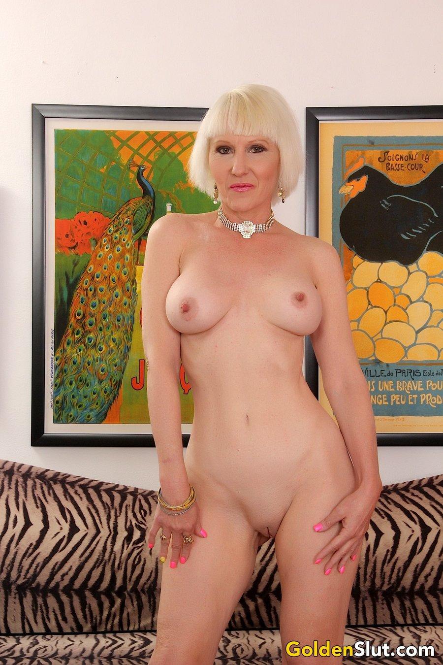 Naked horny girls spanking