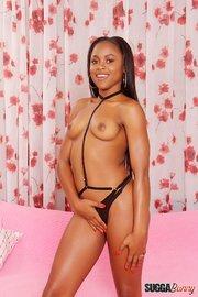 naked ebony teen