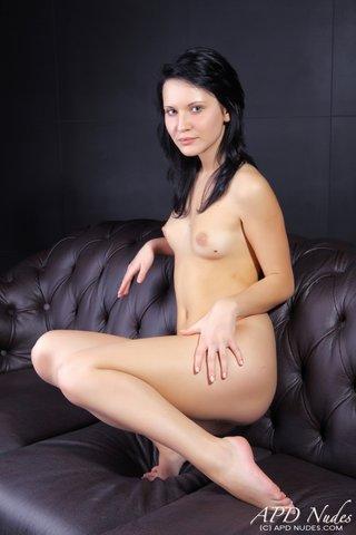 nude girl solo