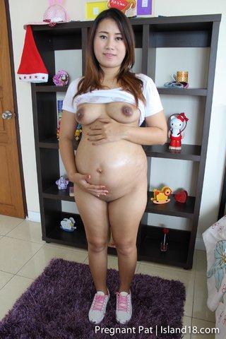 pregnant sports