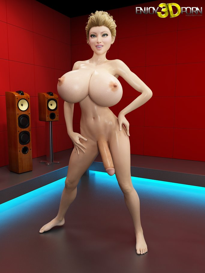 Big Boobs 3D Cartoon Porn - Cartoontubexxx-5044