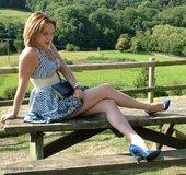 Horny heels