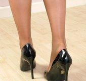 Long legs heels