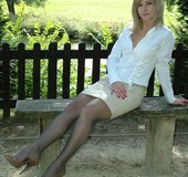 Gorgeous great legs high heels