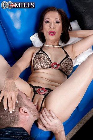 Big Tit Asian Milf Creampie