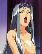 Hentai busty lesbians