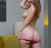 Perfect amateur panties